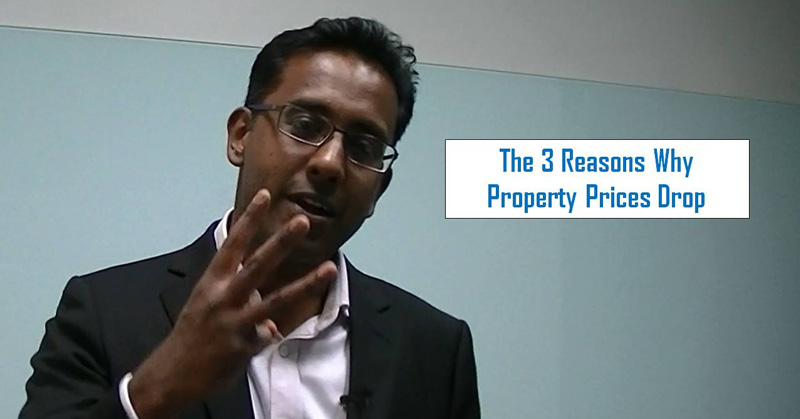 3 Factors That Cause Property Prices to Drop