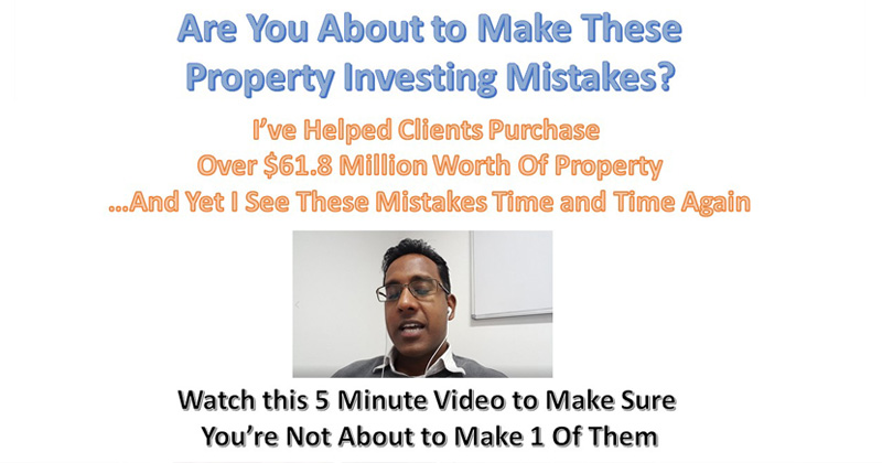 Are You About to Make These Property Investing Mistakes?