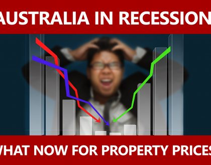 Australia's 2020 Recession: Why Aren't Property Prices Crashing + What's Next for Property?