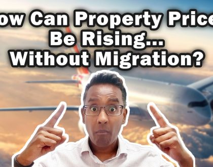 How Can the Australian Property Market Rise… Without Migration