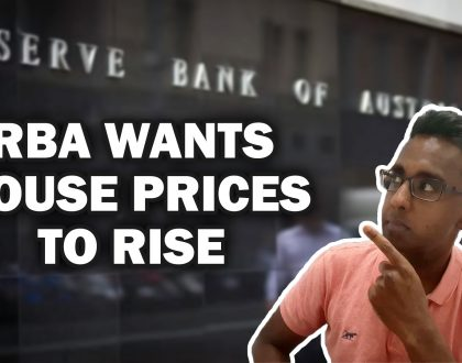 The RBA in 2020 Wants Australian House Prices Higher
