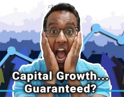 Want Capital Growth In 2021? Then Just Do This