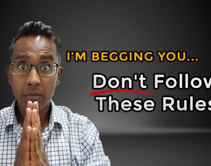 """3 Property Investing """"Rules"""" You MUST Break to Succeed In 2021! (DON'T follow these!)"""