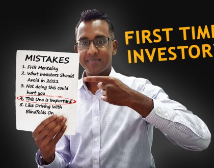 """5 """"New"""" Property Investing Mistakes In 2021 - First Time Property Investors (FIXED!)"""