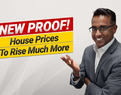 Australian Property Prices To Rise (Much) More - New Proof Revealed!