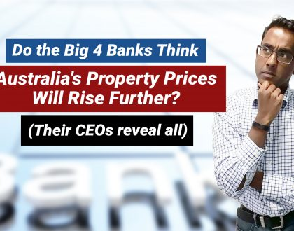 Will Australian House Prices Keep Rising? Recorded Conversations Of 4 Bank CEOs Reveal All